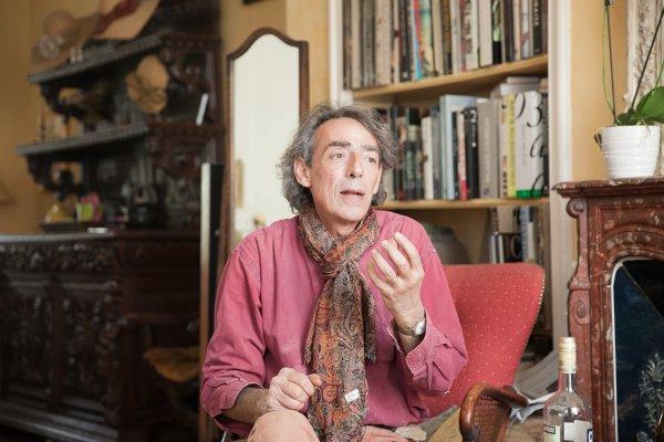 Interview Robert Arnoux