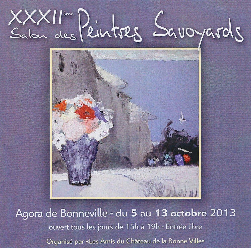 XXXIIème Salon des Peintres Savoyards - Bonneville