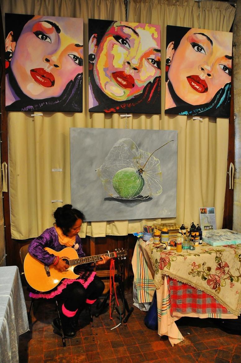 Lisa De Coninck, artiste multi-tâches, aux multiples talents