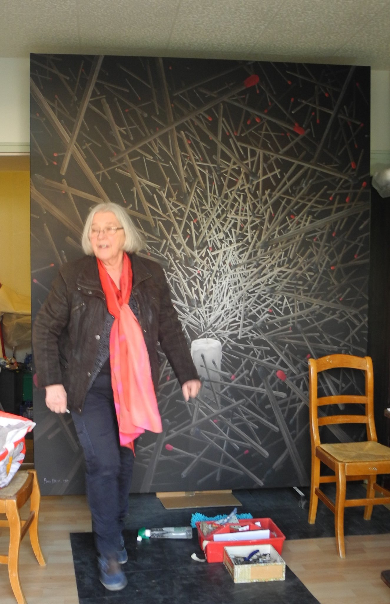 Mon Graveur : Gerda Adelski