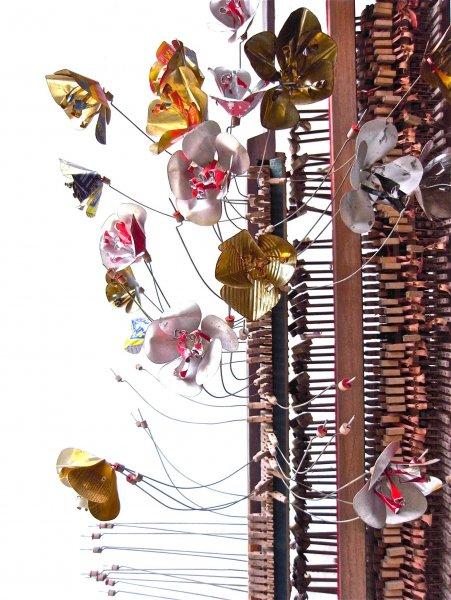 Piano à fleurs Aligna Sadakhom