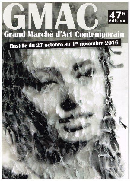 Page couverture du magazine distribué lors du 47 ieme GMAC