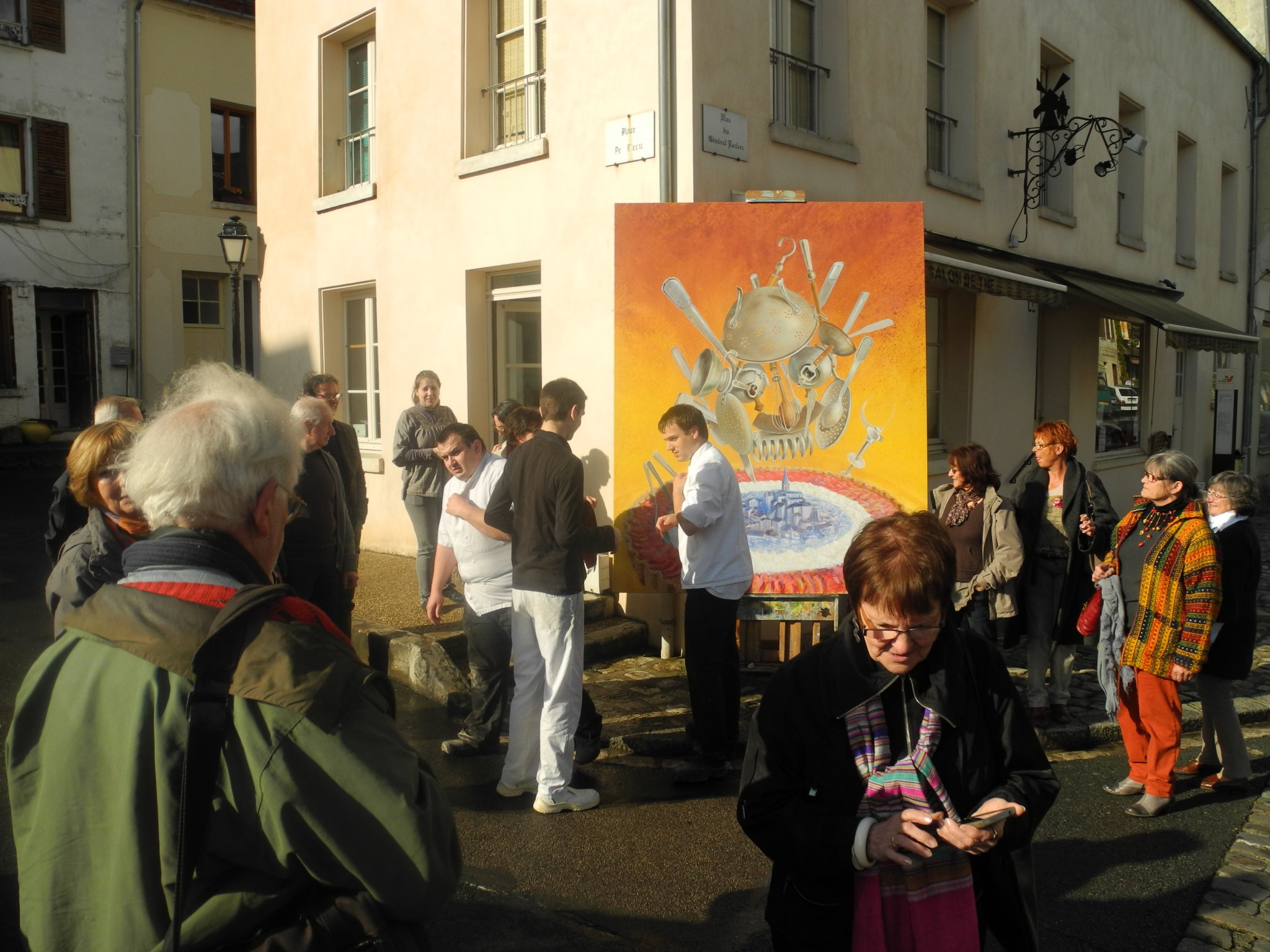 Exposition Elections municipales 2014