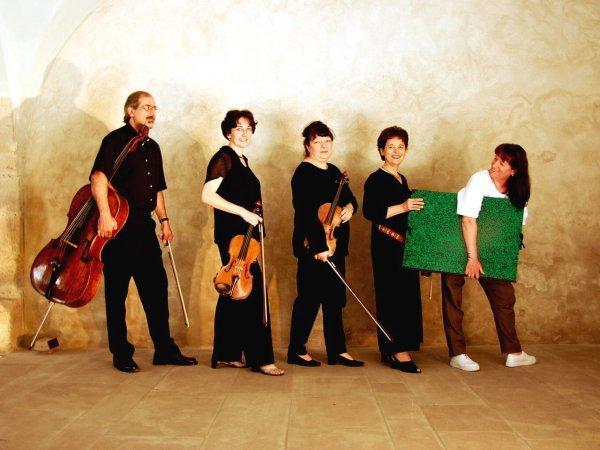 Quatuor à cordes alliance