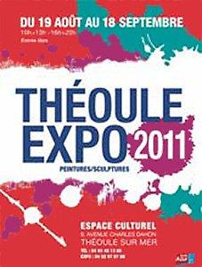 Théoule expo 2011