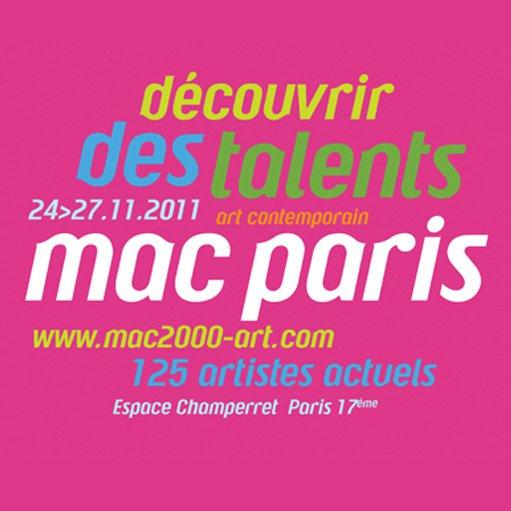 Mac paris du 24 au 27 novembre 2011