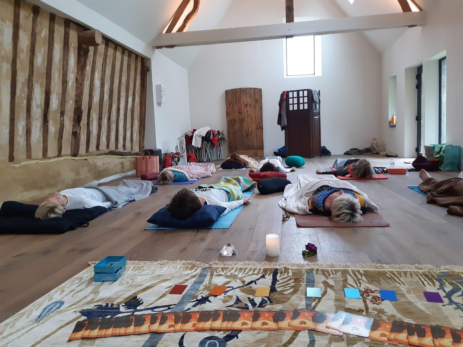Grange yoga nidra