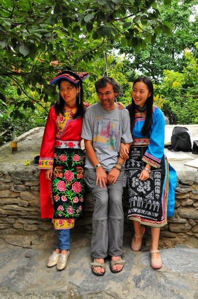 En voyage dans le Sichuan chinois