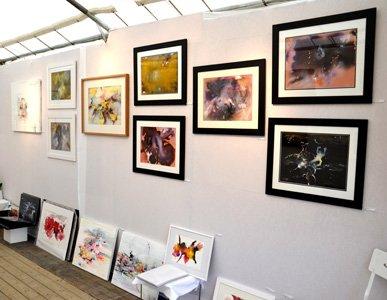 Conseil de l'expert Artisteo : Exposer et vendre en direct