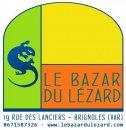 Le Bazar du Lézard, galerie d'Art Modeste