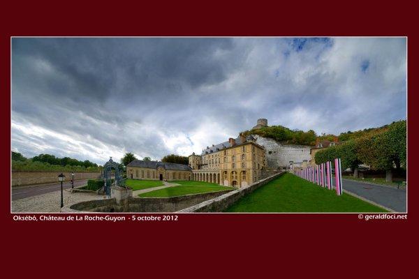 Le Château de La Roche Guyon