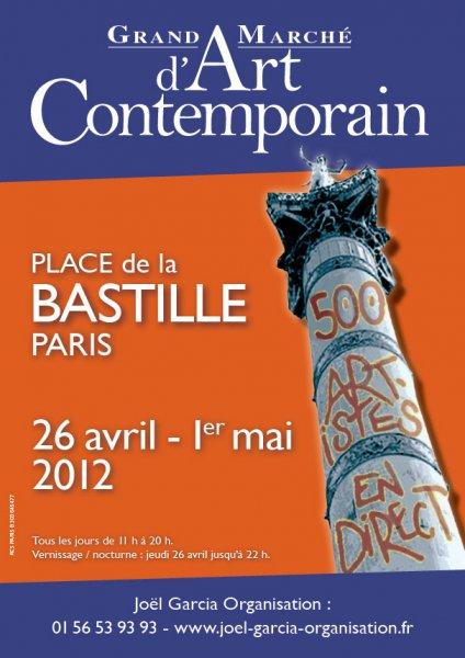 GMAC bastille avril-mai 2012