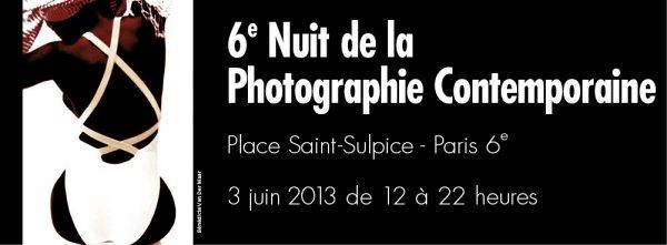 6ème Nuit de la photo contemporaine Juin 2013