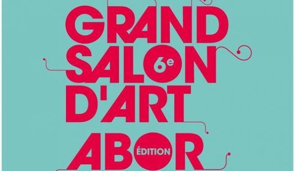 Grand salon art abordable 7ème édition (janvier 2012)